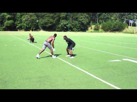 Antavious Wilson vs Josh Bush and Devon Brown vs Kevin Johnson part8