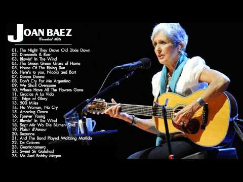 Joan Baez Greatest Hits - Best Of Joan Baez