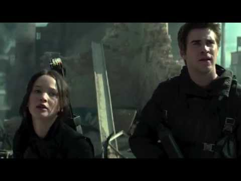 The Hunger Games: Mockingjay Part 1 in 5 minutes Montage