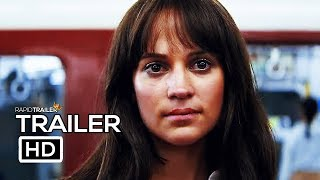 EARTHQUAKE BIRD Official Trailer (2019) Alicia Vikander, Riley Keough Movie HD