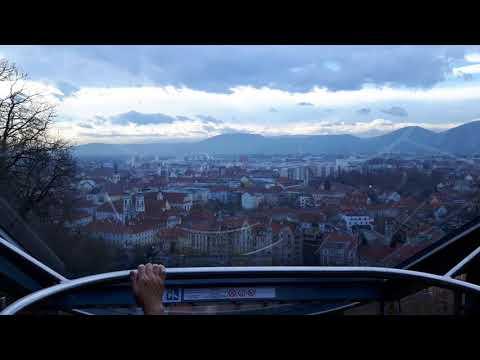 Graz funicular, Austria