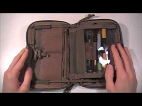 Tactical Tailor Admin Pouch Enhanced Review Youtube