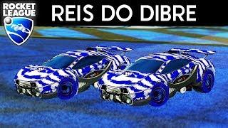 OS REIS DO DIBRE PRECISARAM VOLTAR... (ft. KillerLordBR) - Rocket League