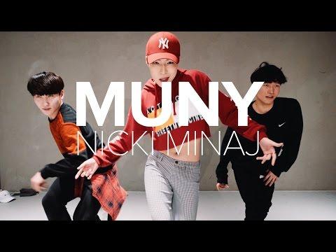 Muny - Nicki Minaj / Hyojin Choi Choreography