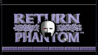 """Lets Play """"Return of the Phantom"""" Part 1 - Button, button, whose got the button?"""