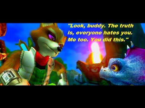 Star Fox Adventures - 60 - The Test of Knowledge