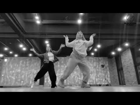 JENNIE - DANS PRATİK VİDEO  [Türkçe Altyazı]