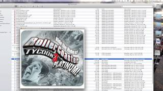 How to get Roller Coaster Tycoon 3 for MAC!!