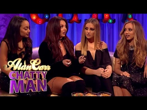 Little Mix Had A Mishap At Simon Cowell's House - Alan Carr: Chatty Man Mp3