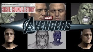 """VFX Artist Jeff Wozniak Discusses the Incredible Effects Work That Went into Making """"The Avengers"""""""