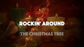 Brenda Lee - Rockin' Around The Christmas Tree (Official Lyric Video)