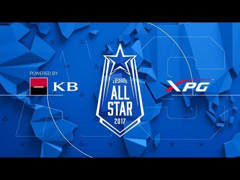 BR vs SEA @ All-Star 2017