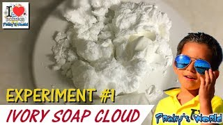 Soap Cloud | Ivory Soap Experiment
