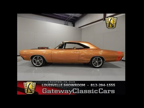 1969 Dodge Coronet Super Bee Stock # 821 Located In Our Louisville Showroom