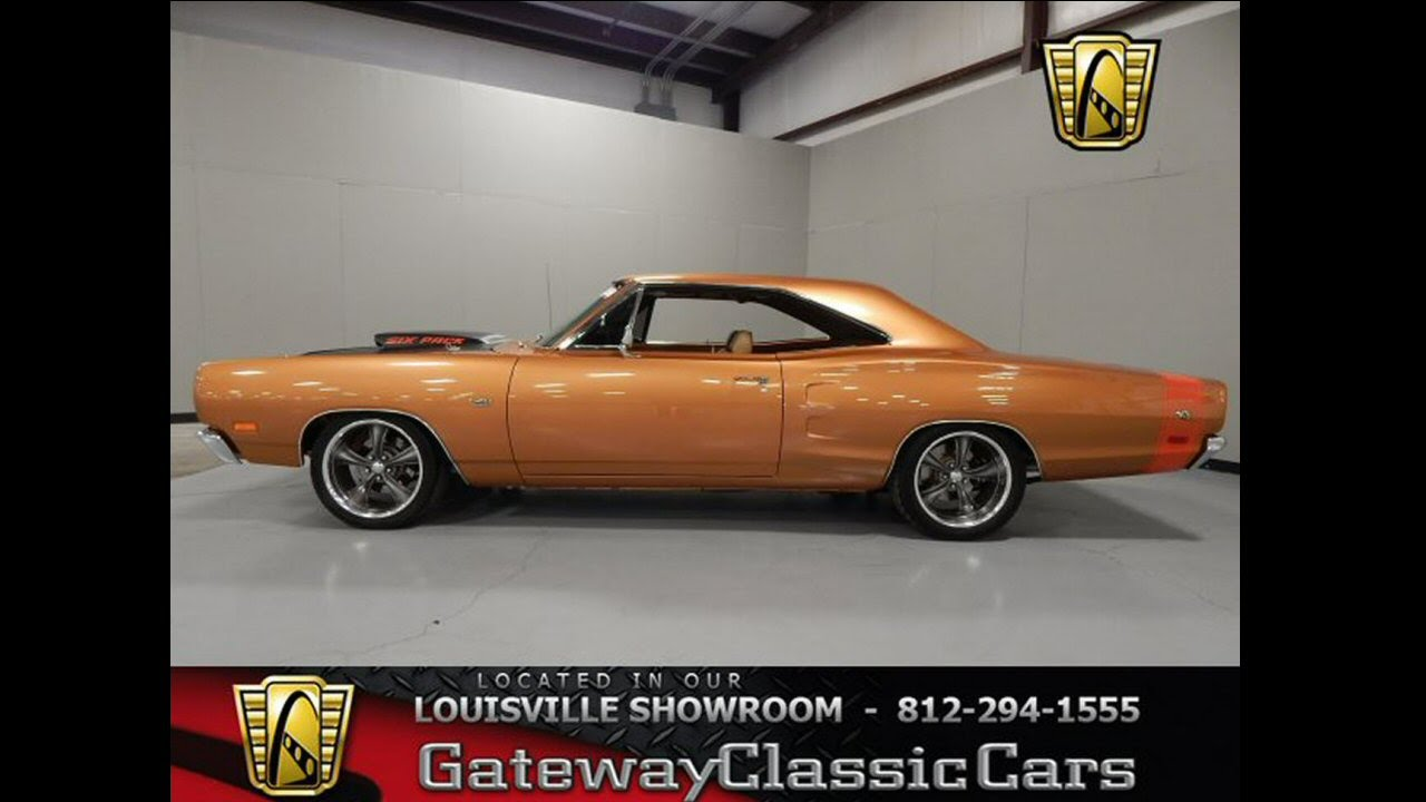 1969 Dodge Coronet Super Bee Stock 821 Located In Our