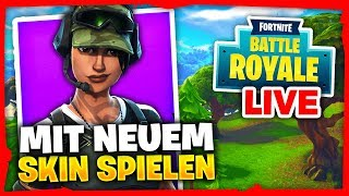 🔴 NEW TWITCH SKIN play in LATE NIGHT STREAM 💎🏆 | Fortnite BattleRoyale LIVE (English)