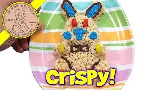 Crispy Rice Bunny Kit, Makes Rice Krispies Treat Easter Bunnies!