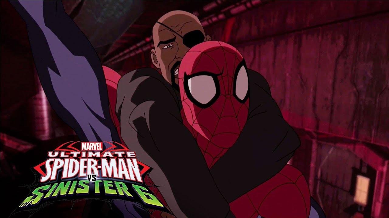 marvel ultimate spider man vs the sinister 6 episode 1