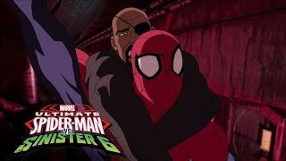 Marvel S Ultimate Spider Man Vs The Sinister 6 Season 4 Ep 1 Clip 1