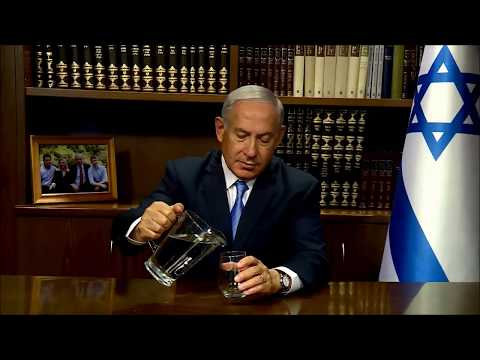 PM Netanyahu: Today I'm going to make an unprecedented offer to Iran.