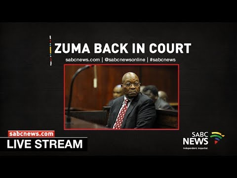 Zuma back in Pietermaritzburg court