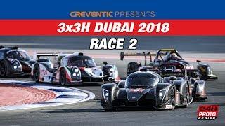 Hankook 3x3H DUBAI 2018 - Race 2