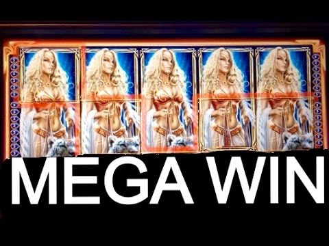 **HUGE WIN** NORDIC SPIRIT slot machine BIG BONUS WIN!
