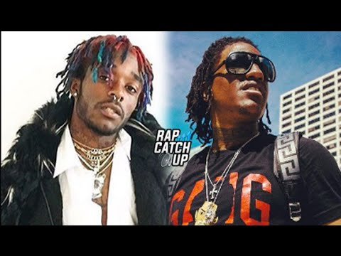 Lil Uzi Vert ft. Rico Recklezz - Counting (Remix) (Official Audio)