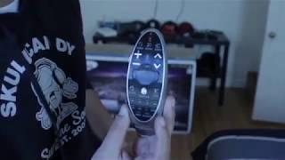 Samsung UN50KU6300 50 Inch 4K Ultra HD Smart LED TV Unboxing