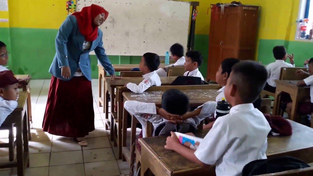 PART 1 SIMULASI MENGAJAR BAHASA INDONESIA KELAS III SD ...