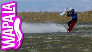 Kitesurf record de vitesse : Alexandre Caizergues et Rob Douglas, tentative aux Salins du Midi