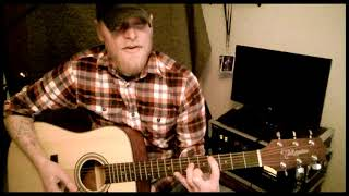 "Chris Janson - ""Drunk Girl"" (Cover by John Dallas) Video"