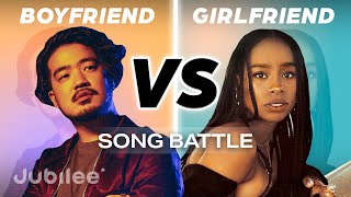Making a Breakup Song in 2 Hours: Boyfriend vs Girlfriend | SONGLAB
