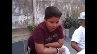 PEDRO HENRIQUE SOARES DE AVELAR - IMITANDO MARCELO REZENDE APRESENTADOR DO CIDADE ALERTA