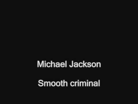 Michael Jackson - Smooth criminal - Piano Version