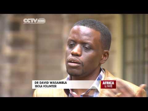 Kenyans Volunteer to fight Ebola