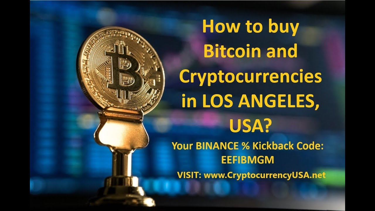 where to buy bitcoins in los angeles