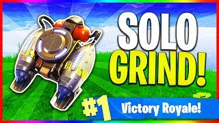 Always Practicing! // New Jetpack Gameplay (Fortnite: Battle Royale LIVE Gameplay)