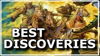 Hearthstone - Best of Discoveries