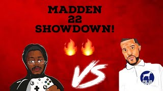 Madden 22 Online H2H Next Gen  Gameplay | Game of the century vs CujoTrack|Bills vs Packers