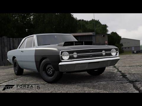 Forza 5 1968 Dodge Dart Hemi Super Stock At Road Atlanta