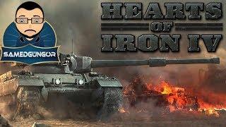 FRANSA SERİSİ / Hoi 4 The Great War Modu : Türkçe - Bölüm 2 [Samed Güngör Live]