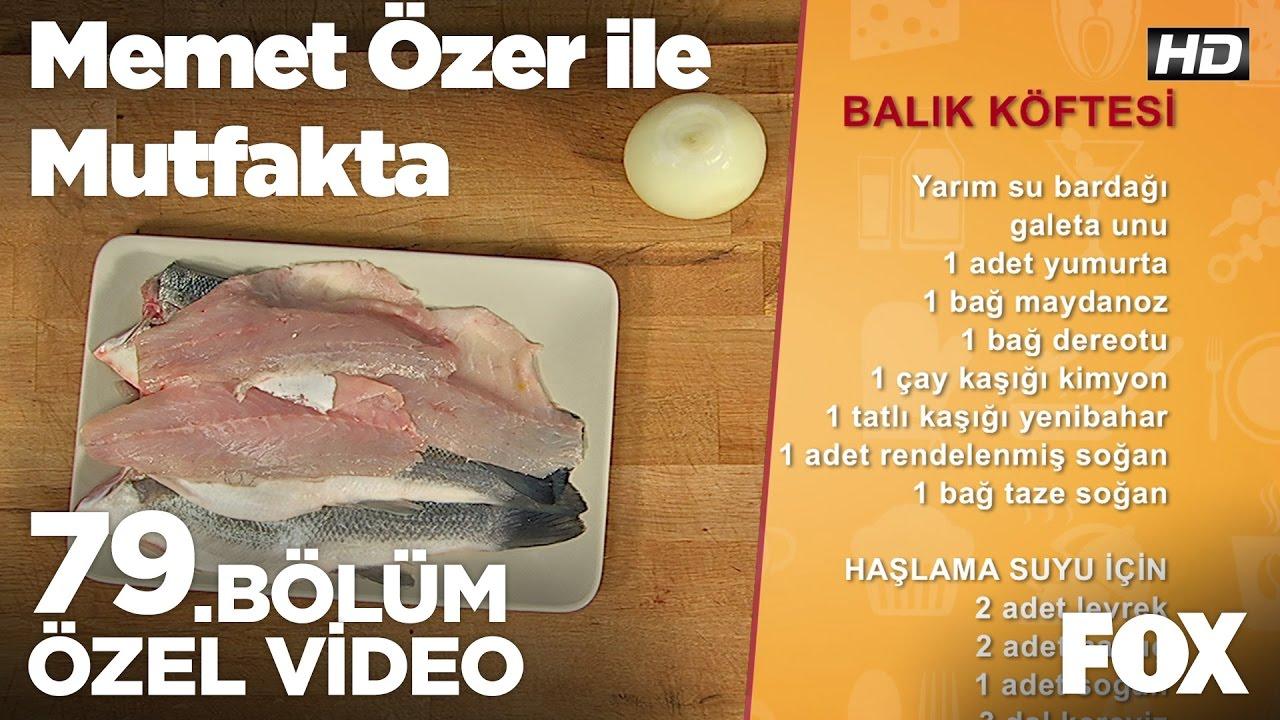 Balık Köftesi Tarifi Videosu