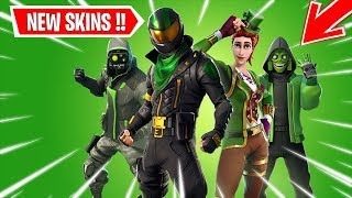 [🔴LIVE FORTNITE] SKINS - EXCLUSIVES TODAY ONLY FOR THE SAINT PATRICK!