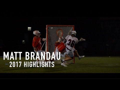 Matt Brandau  2017 Highlights Yale 2022