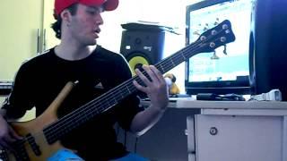 Acelera aê - Ivete Sangalo (Róger Oliveira - Cover bass)