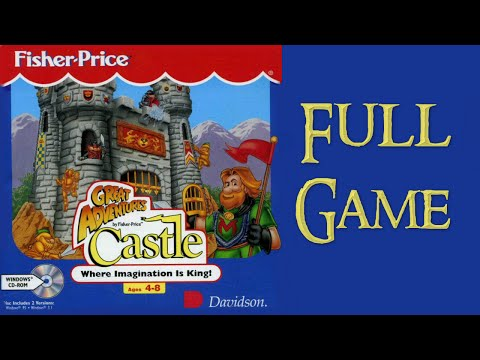 Whoa, I Remember: Fisher-Price Great Adventures Castle (Windows 95 Edition)
