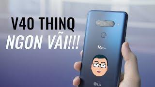 Lâu lắm mới trên tay flagship LG, NGON VÃI!!!!