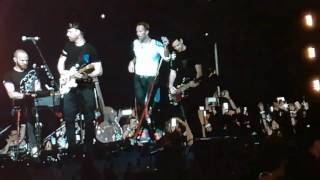 Baixar Coldplay - In My Place Live FRANCE @ Stadium Lyon OL 2017