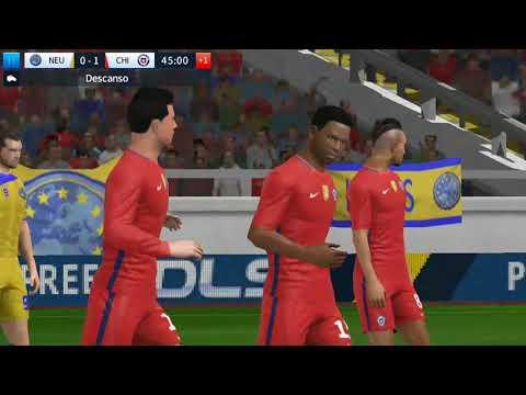 NORTH EUROPEAN ALLSTARS VS CHILE | CUARTOS DE FINAL | DREAM LEAGUE SOCCER 2018